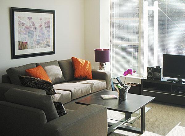 Fully Furnished 2 Bedroom Suite On False Creek Vancouver Bc