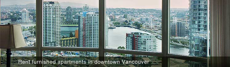 Available In Downtown Vancouver Bc Fully Furnished Suites For Short Term Rentals Ranging From Studio One And Two Bedroom Apartments To Spectacular